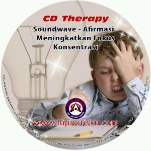 CD fokus dan konsentrasi